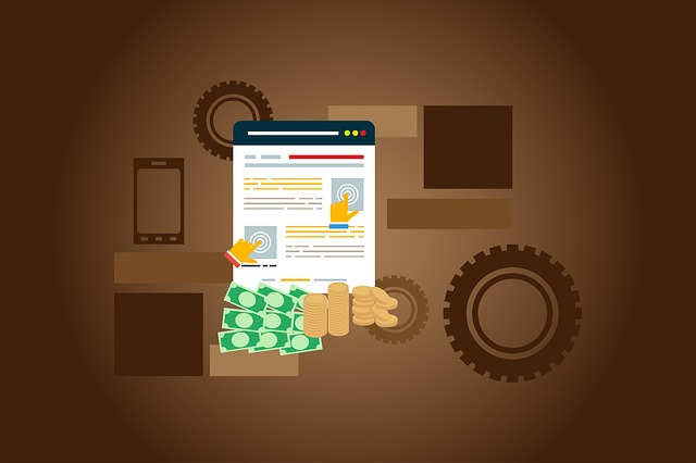 how to create an e commerce web site